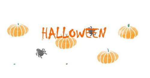 Halloween, tök, denevér
